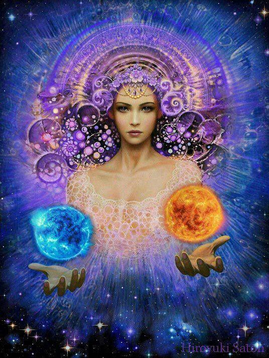 7 Законов Вселенной. Блог Татьяны Дугельной