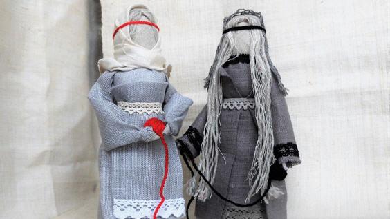 Кукла Недоля