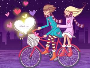 Любовь и влюбленность1