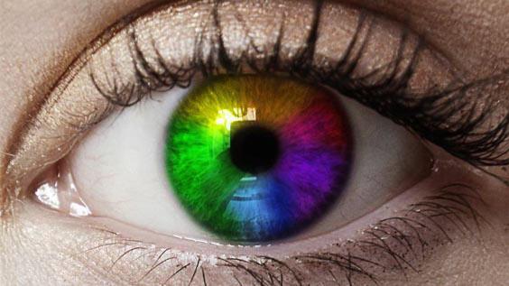 Влияние основных цветов
