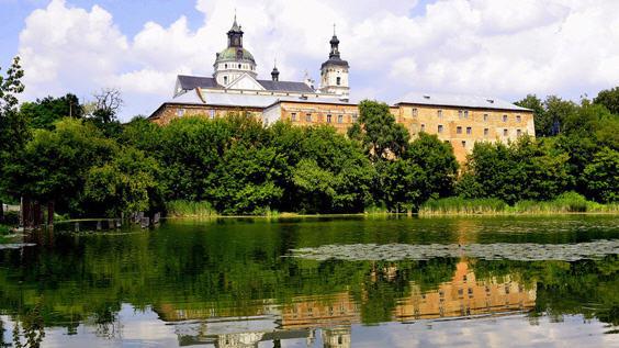 Бердичевский монастырь