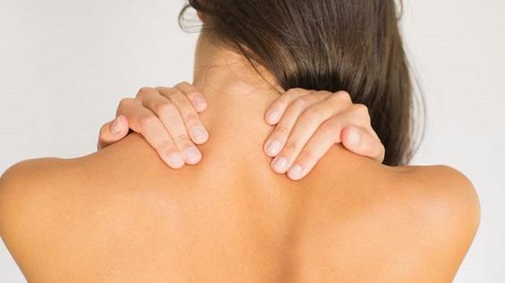 Высыпания на спине