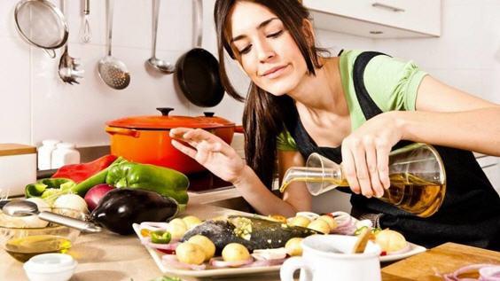 Какую еду нужно готовить