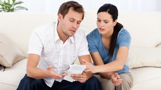 Имеет ли жена право нафинансовую уверенность
