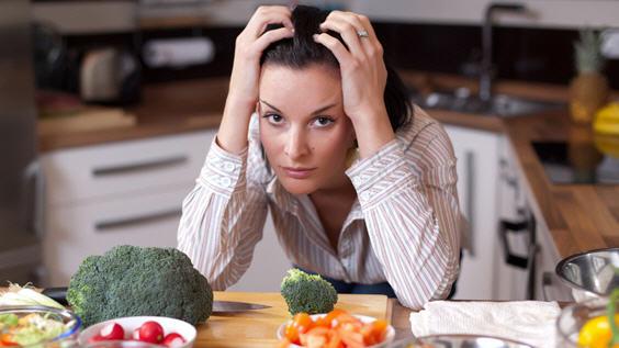 Почему жена отказывается готовить еду