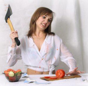 Почему жена отказывается готовить еду2