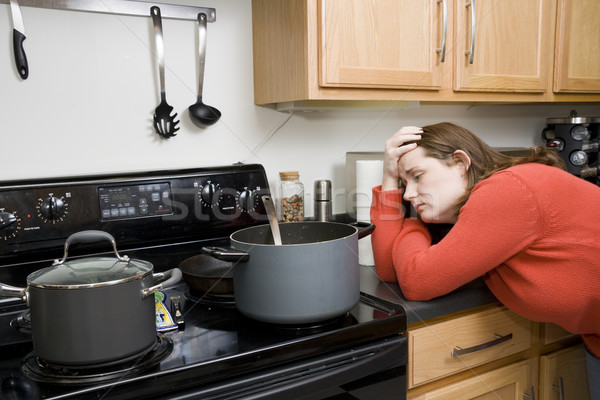 Почему жена отказывается готовить еду3