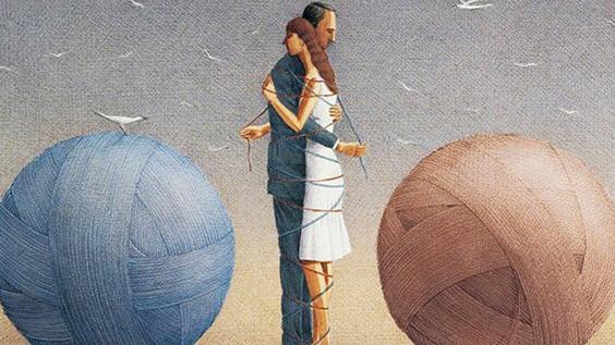 зависимость в семейных отношениях