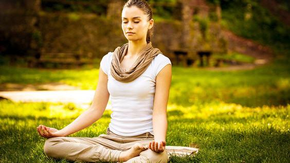 Вход в медитацию