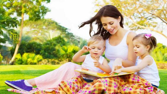 мама для детей