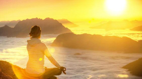 Медитативная практика Солнечный Свет