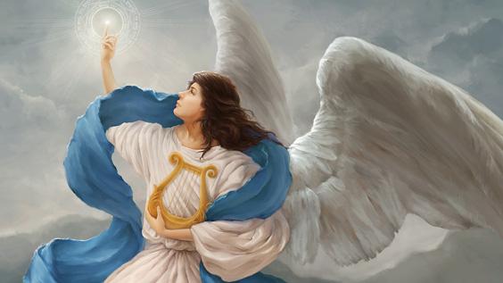 Ангельская работа