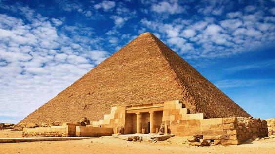В пирамиде Хеопса нашли