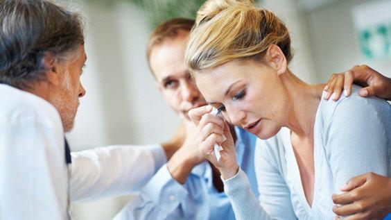 Какие болезни у супругов возникают из-за страхов
