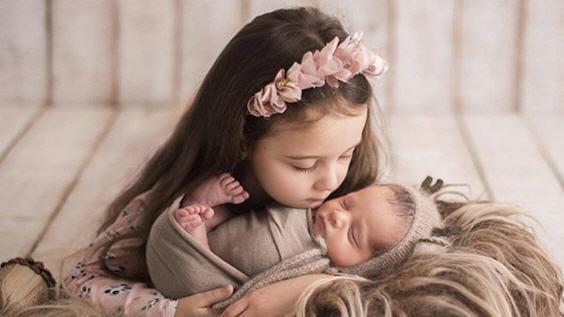 Маленькие дети пахнут Ангелами