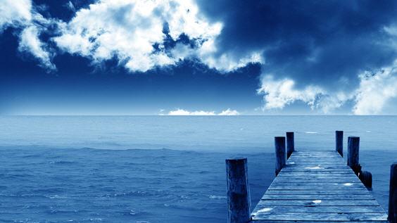 Океан душевного покоя
