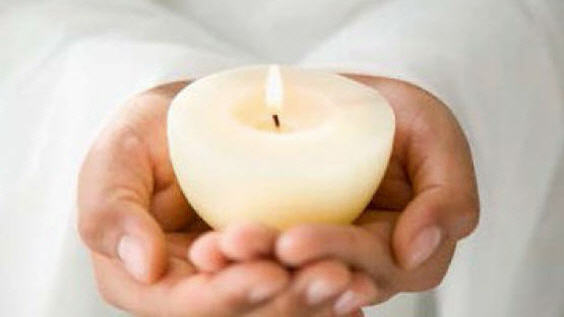 Задувание свечи