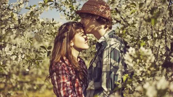 Первый поцелуй вкуса вишни