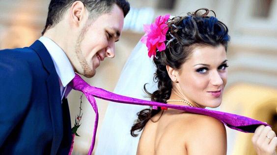 Хотеть замуж нужно уметь