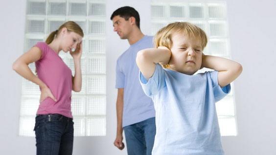 семейных конфликтов
