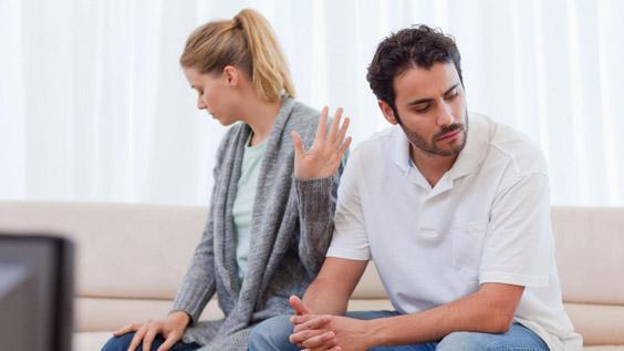 Травмированная любовь в партнерских отношениях